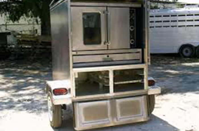 SPECIALTY TRAILERS & TRUCK BEDS